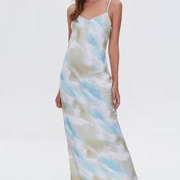 Bodycon Slit Cami Dress | Forever 21 (US)