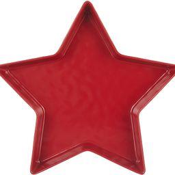 Supreme Housewares Gourmet Art Patriotic Star Heavyweight and Durable Melamine 11.25 Inch Plate, ...   Amazon (US)