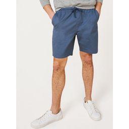 "Free Assembly Men's 9"" E-Waist Utility Shorts | Walmart (US)"