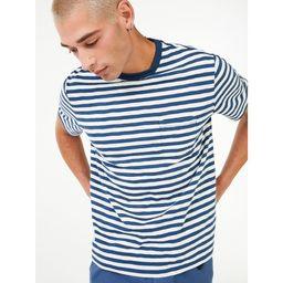 Free Assembly Men's Short Sleeve Pocket T-Shirt | Walmart (US)