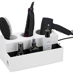 JACKCUBE Design Hair Dryer Holder Hair Styling Product Care Tool Organizer Bath Supplies Accessor... | Amazon (US)