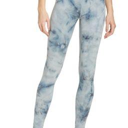 Spray Dye High Waist Leggings | Nordstrom