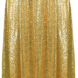 SVHOFFICIAL One Shoulder Sparkly Sequin Evening Dress   Amazon (US)