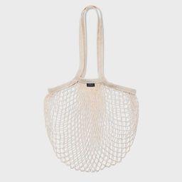 Wide Mesh Tote Bag   Public Goods