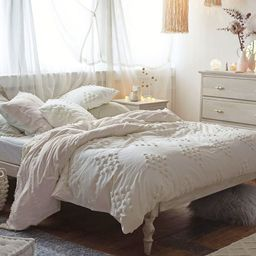 Tufted Geo Duvet Cover   Urban Outfitters (US and RoW)