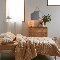 Geo Tufted Comforter Snooze Set   Urban Outfitters (US and RoW)