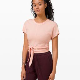 It's A Tie Tee | Women's Short Sleeves | lululemon | Lululemon (US)