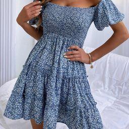Floral Dresses | SHEIN