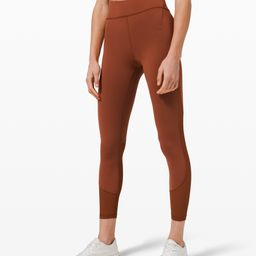 """Everlux™ and Mesh High-Rise Tight 25"""" Online Only 