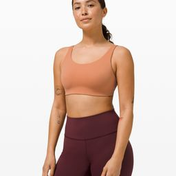 In Alignment Straight Strap Bra Light Support, C/D Cups | Lululemon (US)