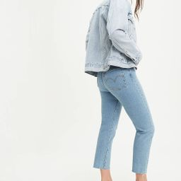 Wedgie Fit Straight Women's Jeans   LEVI'S (US)