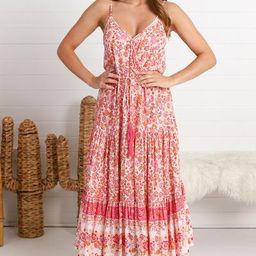 Tam - Marie Maxi Dress   Salty Crush