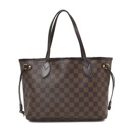 Vintage Louis Vuitton Neverfull PM Damier Ebene Canvas Tote on SALE   Saks OFF 5TH   Saks Fifth Avenue OFF 5TH