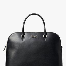Kate Spade Spencer Dome Universal Laptop Bag, Black | Kate Spade (US)