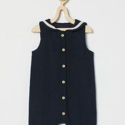 Sailor Romper Suit   H&M (US)