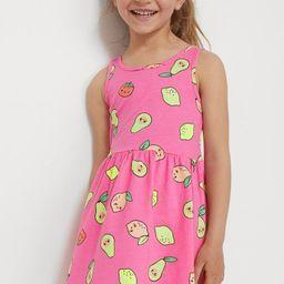 Patterned Jersey Dress   H&M (US)