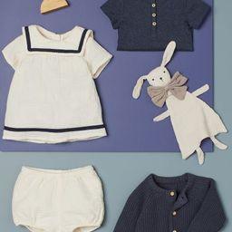 2-piece Cotton Sailor Set   H&M (US)