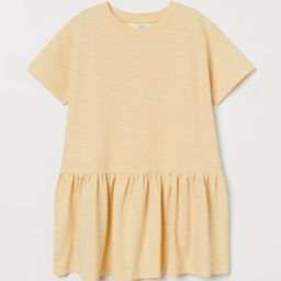 T-shirt Dress   H&M (US)