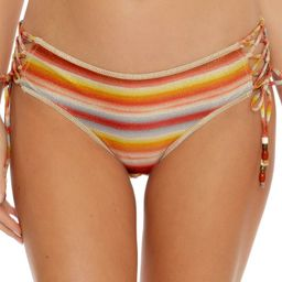 Emily Lace Up Hipster Bikini Bottom | Everything But Water