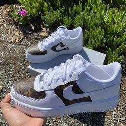 Custom Designer Nike Air force 1s | Etsy (US)