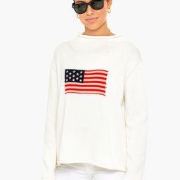 Ivory Americana Sweater | Tuckernuck (US)