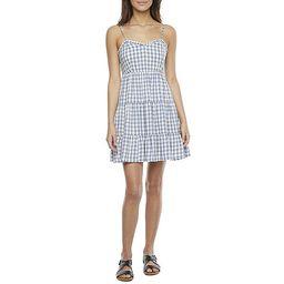 Arizona Sleeveless Babydoll Dress-Juniors | JCPenney