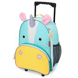 Skip Hop Kids Luggage With Wheels, Unicorn | Amazon (US)
