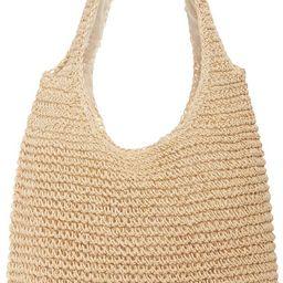 Woven Straw Shoulder Bag   Nordstrom