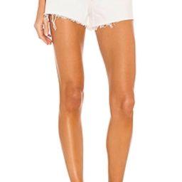 white jean shorts | Revolve Clothing (Global)