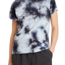 Women's Sanctuary The Perfect Tie Dye T-Shirt, Size XX-Small - Blue   Nordstrom