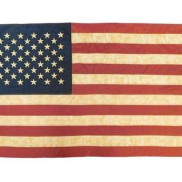Vintage USA Oxford Embroidered  USA Flag 3X5 FT American stars stand out   Etsy (US)