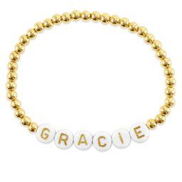 Custom Name Everyday Stretch Bracelet | leMel