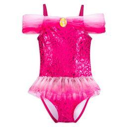 Aurora Costume Swimsuit for Girls   shopDisney