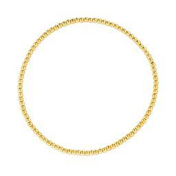 Everyday Stretch Bracelet - 2mm Yellow | leMel