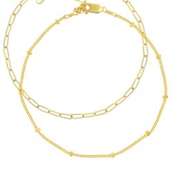 Dainty Bracelet Layering Set | leMel