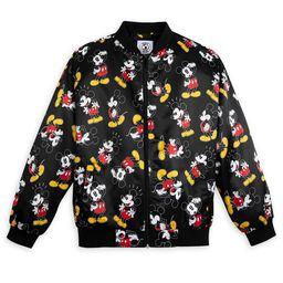 Mickey Mouse Satin Jacket for Women – Mickey & Co.   shopDisney