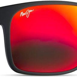 Maui Jim Red Sands Asian Fit Rectangular Sunglasses   Amazon (US)