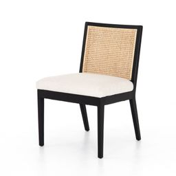 Antonia Cane Armless Dining Chair | Scout & Nimble