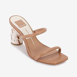 Dolce Vita Noles Heeled Sandals | Express