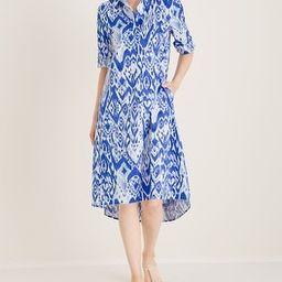 Ikat A-Line Popover Dress | Chico's