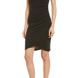 Ruched Sleeveless Jersey Dress | Nordstrom