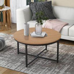 Socha Cross Leg Coffee Table   Wayfair North America