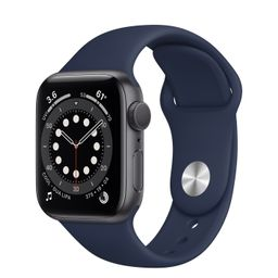 Space Gray Aluminum Case with SportBand   Apple (US)