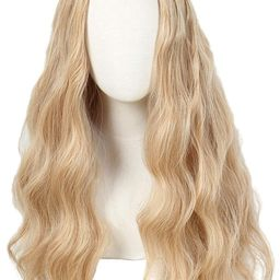 Linfairy Long Wavy Wigs Halloween Cosplay Costume Wig for Women Party | Amazon (US)