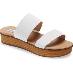 Aliyah Platform Slide Sandal | Nordstrom