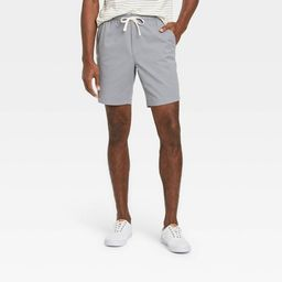 """Men's 8"""" Pull-On Shorts - Goodfellow & Co™   Target"""