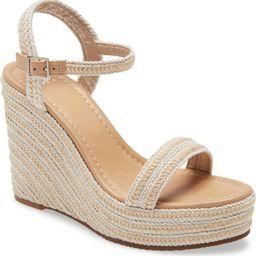 Giana Platform Wedge Sandal | Nordstrom