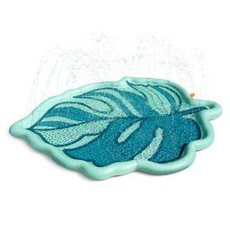 Minnidip Palm Leaf Splash Pad Sprinkler   Target