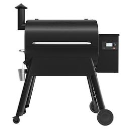 Traeger Pro 780 Wifi Pellet Grill and Smoker in Black-TFB78GLE - The Home Depot | The Home Depot