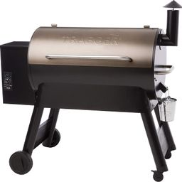 Traeger Grills TFB88PZBO Pro Series 34 Pellet Grill and Smoker, 884 Sq. In. Cooking Capacity, Bro... | Amazon (US)